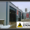 Steel Building Garage workshop MOT