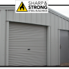 Steel Building Garage workshop