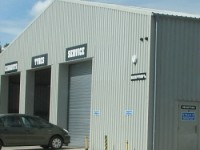 Garages and Stables steel buildings by Sharp and Strong Ltd UK